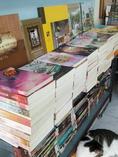 หนังสือมือสอง หนังสือนิยาย หนังสือน่าอ่าน ลดพิเศษ สูงสุด 70 เปอร์เซ็นต์