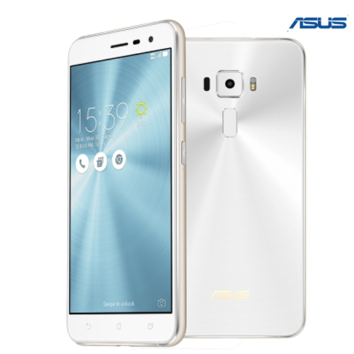 ASUS ZE552KL ZENFONE 3 5.5 INCH WHITE รูปที่ 1