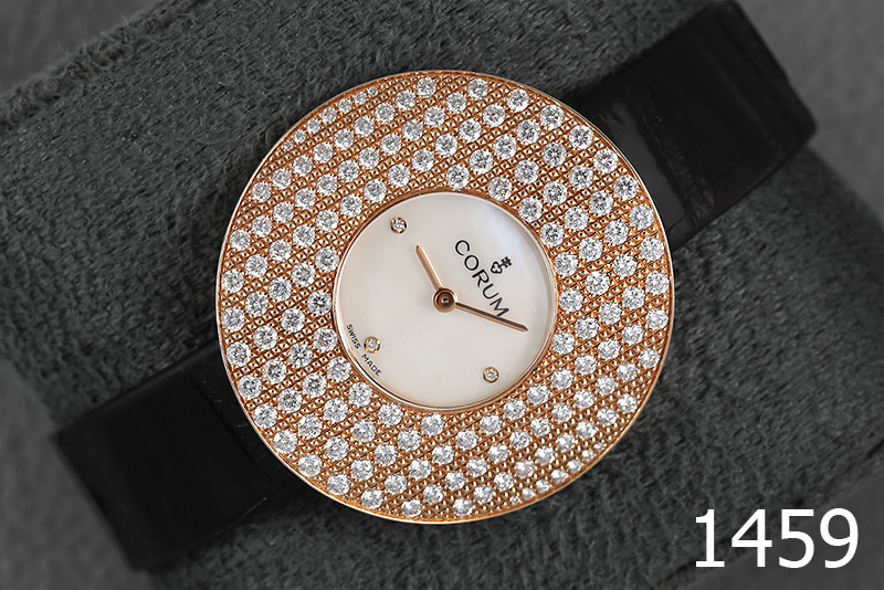 CORUM CHINESE HAT 18K ROSE GOLD & DIAMONDS LIMITED รูปที่ 1