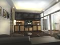 ออกแบบ ตกแต่งภายใน Interior Design & Decoration - เฟอร์นิเจอร์ Built-In, เฟอร์นิเจอร์ ลอยตัว