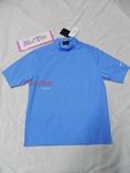เสื้อnike golf สีฟ้า เล่นกอล์ฟได้ สวยๆ เนื้อผ้านิ่ม   ของใหม่ ไซส์เล็ก