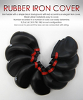 Cover  iron  rubber