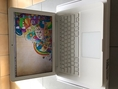 ขาย macbook white Unibody 2.24 สภาพสวย 7500 บาท
