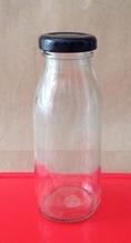 ขายขวดแก้ว ฝาล็อคดำ มี 170 ใบ