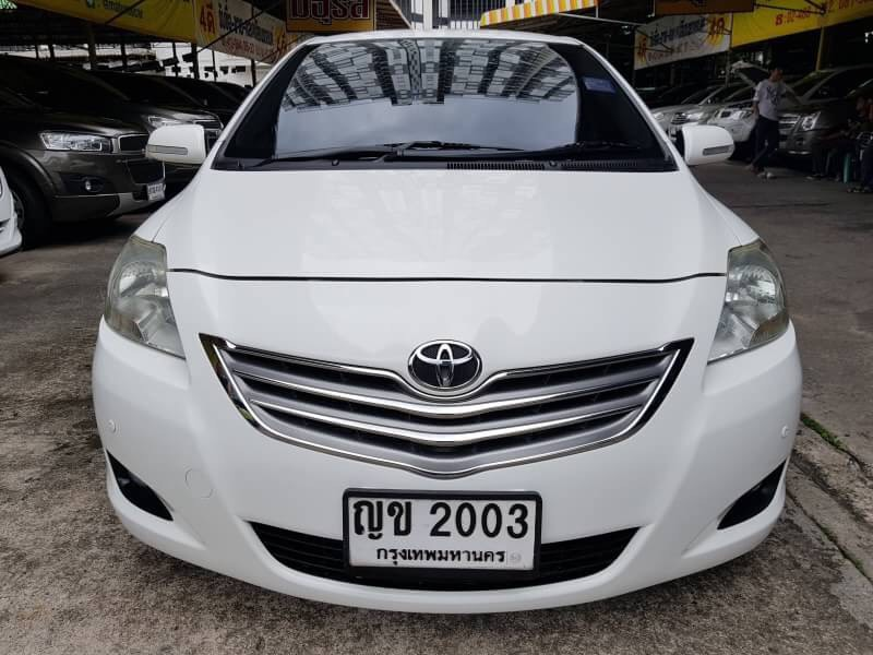 TOYOTA SOLUNA, VIOS 1.5 E (ABS) ปี2011AT    รูปที่ 1
