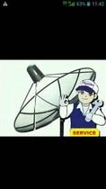 ซ่อมจานดาวเทียม ปรับจูนจานเคลื่อน แก้ไขสัญญาณภาพ ซ่อมได้ทุกอาการ