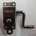 รูปย่อ พีริชเทรดดิ้ง จำหน่ายฮาร์ดแวร์ประตู หน้าต่าง  กุญแจตู้ CL ประตูเหล็ก ขาบานเกล็ดแบบมือโยก มือหมุนบานเกล็ด คานผลักประตู รูปที่5