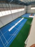 รับทำพื้นสนามกีฬาทุกชนิด เช่น สนามฟุตซอล สนามบาสเกตบอล สนามวอลเลย์บอล สนามแบดมินตัน สนามเทนนิส รับทำทั่วประเทศ