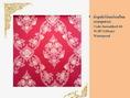 ผ้าบุเฟอร์นิเจอร์ ลายไทย / Thai pattern upholstery fabric
