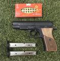 ขาย Blank Gun CZ75 (7,300 บาท) + แถมลูก 49 นัด (ซื้อมาไม่ได้เล่นครับ)