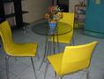 รับผลิตเก้าอี้เบาะหนังพร้อมขายราคาถูก