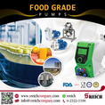 ปั๊มฟีดสารปรุงแต่งในกระบวนการผลิตอาหารและเครื่องดื่ม