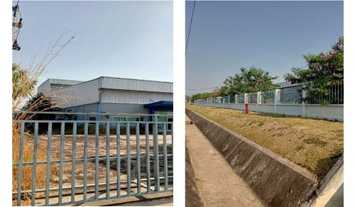 ขายโรงงานใหญ่ 10 ไร่ ในนิคมอุตสาหกรรม304 กบินทร์บุรี จ.ปราจีนบุรี รูปที่ 1