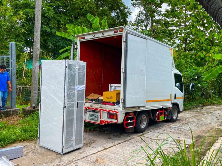 รูปภาพ รถรับจ้างขนของนนทบุรี ประเมินราคาฟรี