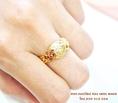 แหวนกลเมืองจันท์ แหวนรูปปลา พลอยทับทิม แหวนทองแท้ เครื่องประดับจากจันทบุรี