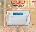 สัญญาณกันขโมย DSC IMPASSA 9055 แบบไร้สาย