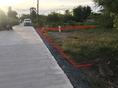 ที่ดินสี่เหลี่ยมผืนผ้า ขนาด 110 ตารางวา กว้าง 16 เมตร ลึก 27 เมตร