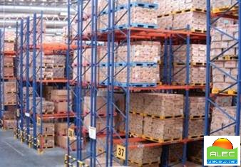 รูปภาพ Double Deep Racking System