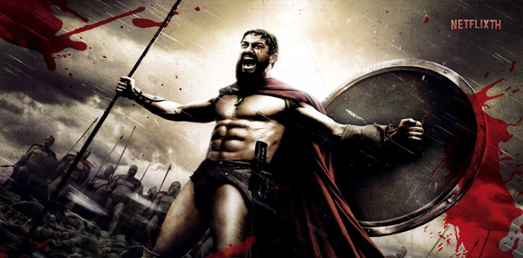 รูปภาพ หนัง 300 Leonidas ใช้นักรบเพียงแค่นั้นในการสู้กับเปอร์เซียจริงหรือ?