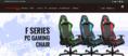 DXRacer Thailand จำหน่ายเก้าอี้คอมพิวเตอร์ เก้าอี้เก้าอี้เล่นเกม