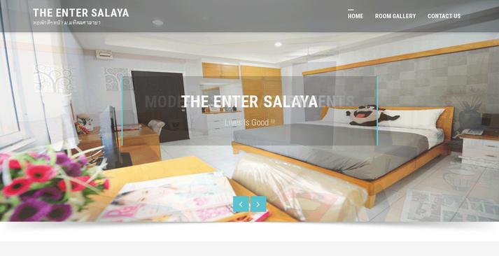 The Enter Salaya อพาร์ทเม้นหรูหน้า ม.มหิดล ศาลายา รูปที่ 1