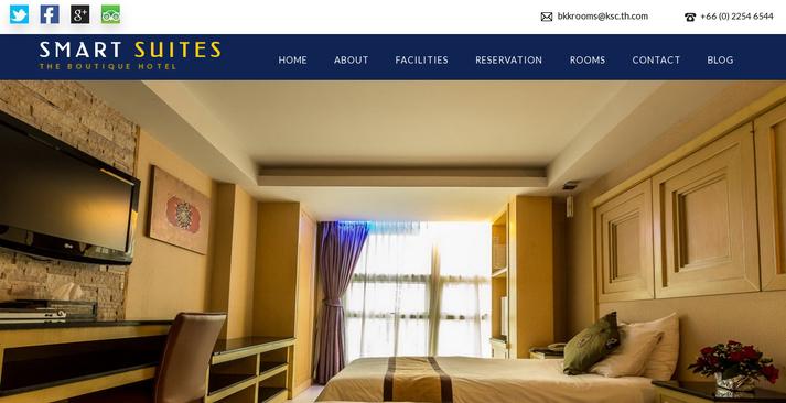 โรงแรม สมาร์ท สวีทราคา 899 บาทรายวัน รูปที่ 1